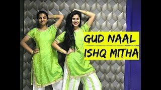 Baixar Gud Naal Ishq Mitha | Indian Wedding Dance | Nidhi Kumar Choreography ft. Vidhi
