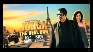Junga The Real Don (2019) Promo | Vijay Sethupathi,Sayyeshaa,Madonna Sebastian | Hindi Dubbed Movie