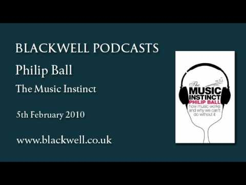 Philip Ball - The Music Instinct  - Part 1 of 2