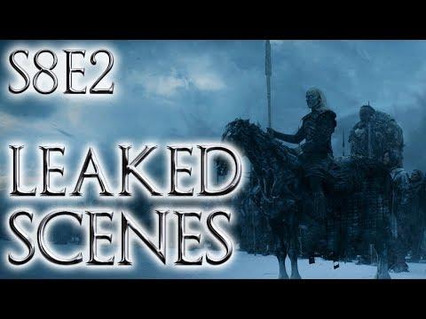 Season 8 Episode 2 Leaked Scenes ! | Game of Thrones Season 8 Episode 2