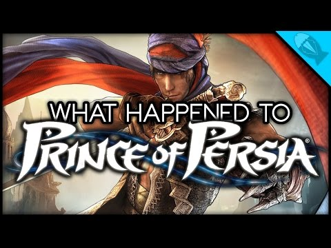 Where's My Prince of Persia Sequel? The Future of Prince of Persia (Fish Tuxedo Features)