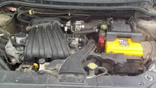 видео Расходники на Nissan Tiida