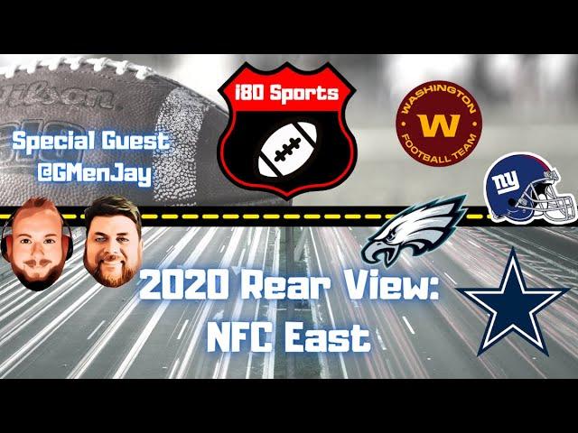NFL 2020 Rear View- NFC East Recap