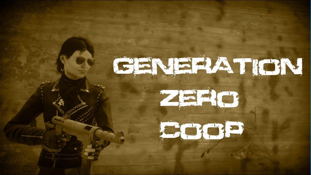 Generation Zero #9 ✮✮  [ Deutsches Gameplay ]  ✌ PC ✌ Deutsch/German