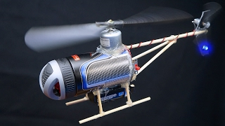 How to make an Electric Helicopter