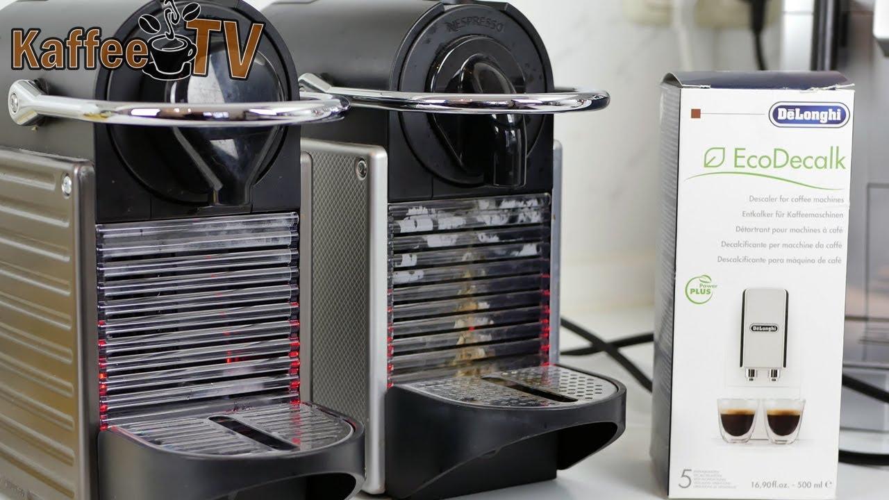 Máquina de Café Delonghi NESPRESSO Pixie EN124.S ...
