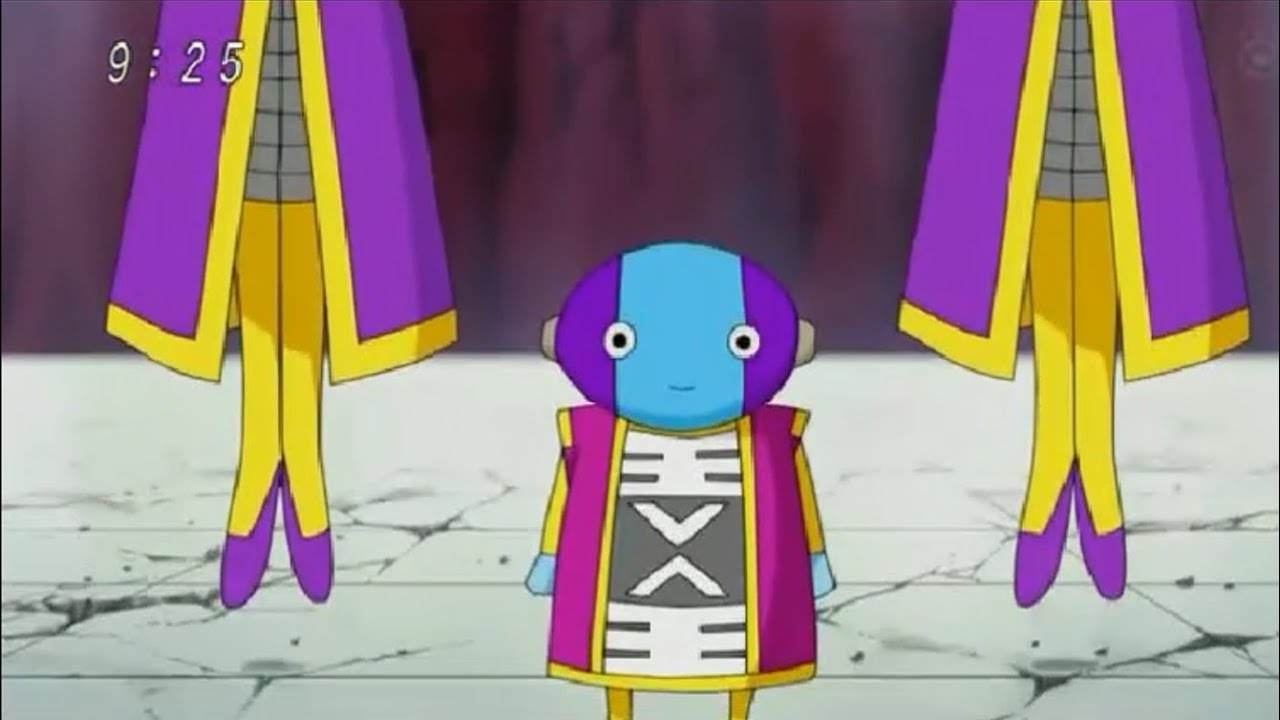 NEW CHARACTER? WHIS AND VADOS FATHER? Dragon Ball Super ep40 YouTube
