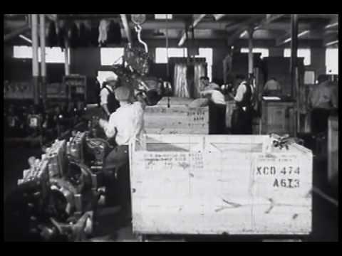 General Motors Around the World 1927