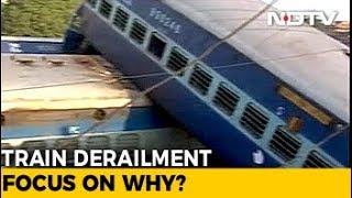 On UP Train Crash, Minister Says
