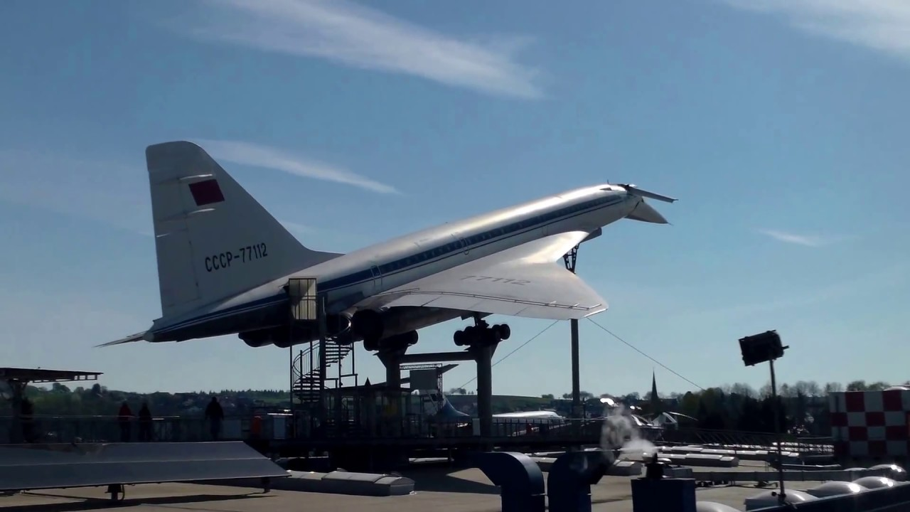 concorde and the tu 144 at sinsheim museum youtube. Black Bedroom Furniture Sets. Home Design Ideas