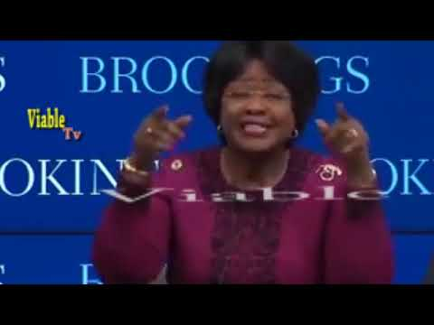 AMAZING!!!!!! I Wish All African Leaders Have Her Mindset | Viable Tv