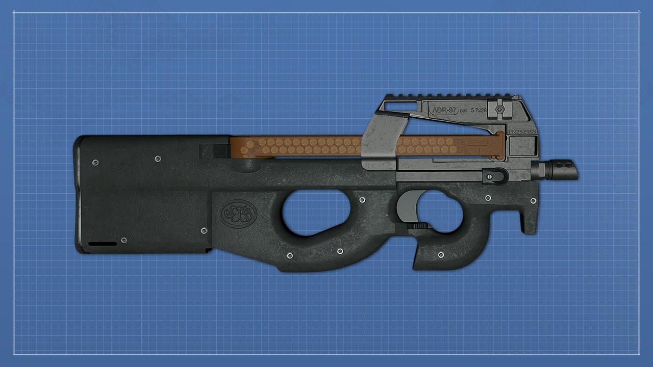 Arma 3 - ADR-97 Weapon Pack (Official Steam Workshop Mod) Trailer