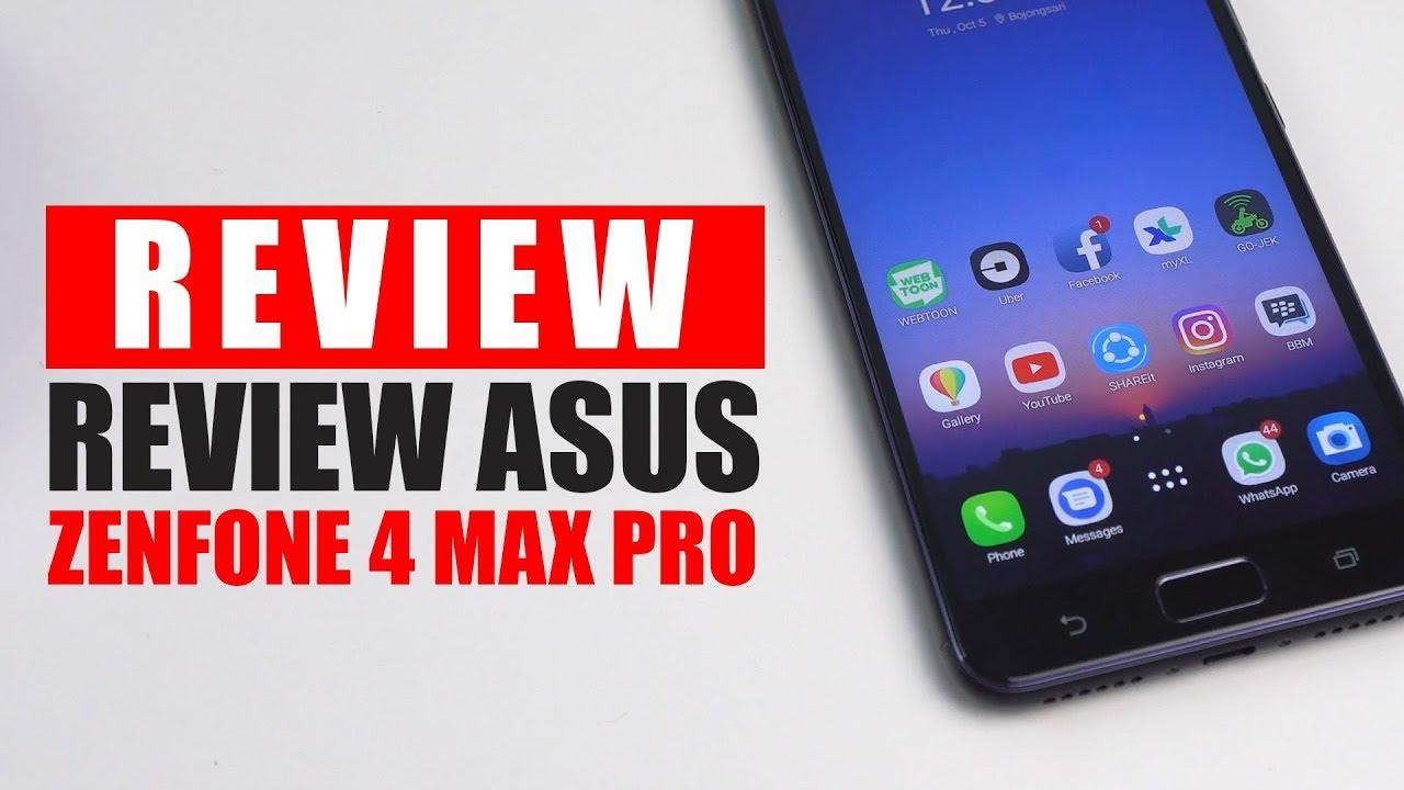 Review Asus Zenfone 4 Max Pro 1 Bulan Kemudian