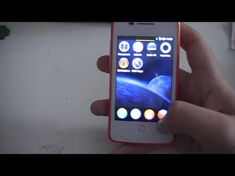 Alcatel One Touch Fire tutto-smartphone