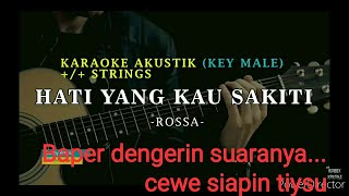 Download Rossa - Hati Yang Kau Sakiti // Video cover ALATTAS official