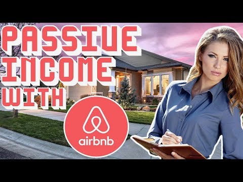 Most Profitable Real Estate Investing - Airbnb Hosting - Short Term Rentals  [ Passive Income ]