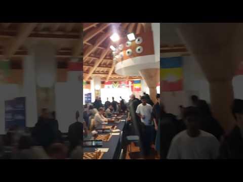 3°Sunway International Chess 2016-Intro 3
