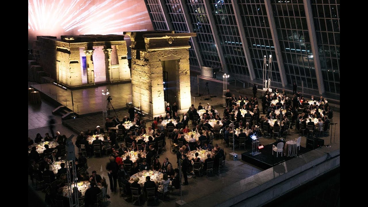 The 2017 American Academy in Berlin Gala at The Met