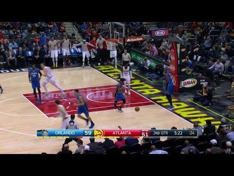 Quarter 2 One Box Video :Hawks Vs. Magic, 12/13/2016 12:00:00 AM