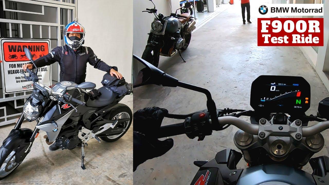 BMW F900R Test Ride and First Impressions│Yari ang Kalaban?