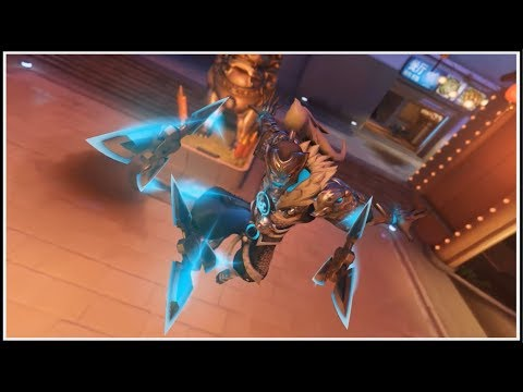 NEW CAPTURE THE FLAG AND SKINS - Overwatch Action Moments