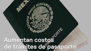 Los  nuevos trámites de pasaporte y SAT - En Punto con Denise Maerker