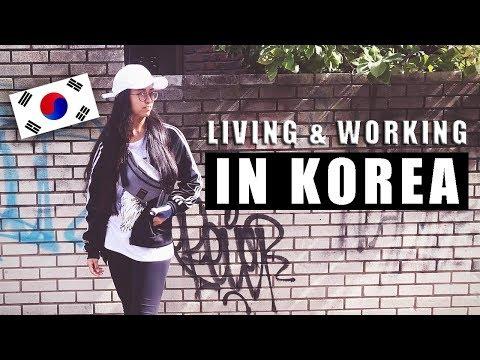 [한글자막] Week in the Life: Living and Working in KOREA! / 나의 일주일 : 한국에서의 삶!