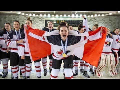 WW18 Highlights: Canada Beats USA In Final