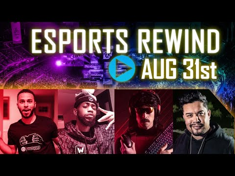 Dr Disrespect SUING Twitch, Daequan Hamlinz RETURN, OpTic MERGER | Esports Rewind #117