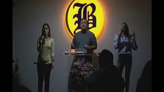 Culto Evangelístico -  Pr. Junior Maia  - 03.12.2017