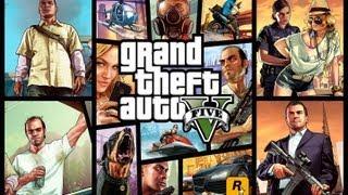 Grand Theft Auto 5 Walktrough Misja 1 Prolog
