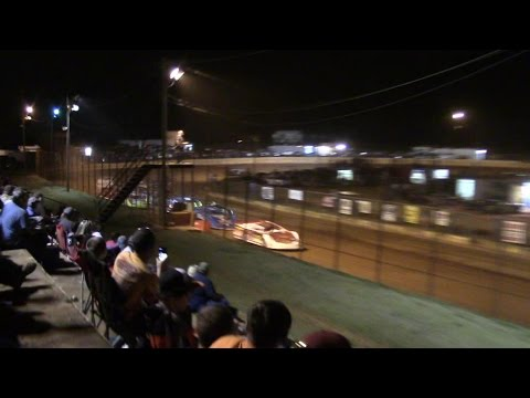 Hartwell Motor Speedway Limited Late Model Feature 3/12/16