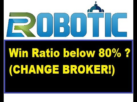 TAI Robotics NEW RESULTS (IF Win Rate Below 80%, change broker!)