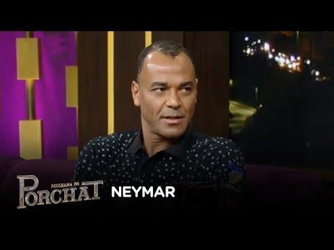 Cafu analisa as críticas e piadas contra Neymar