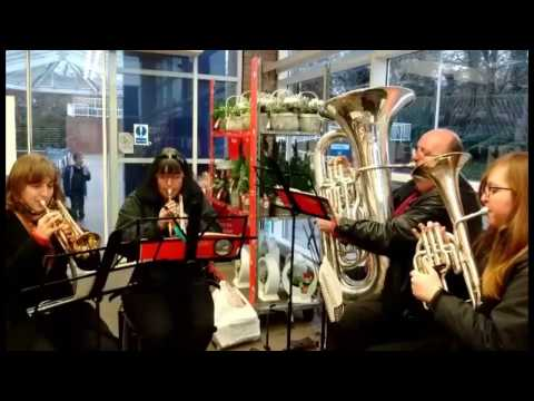 It Came upon a Midnight Clear Dinnington Colliery Band