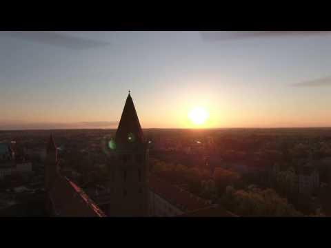 Legnica z Lotu Ptaka - Legnica z Drona - Miasto Legnica