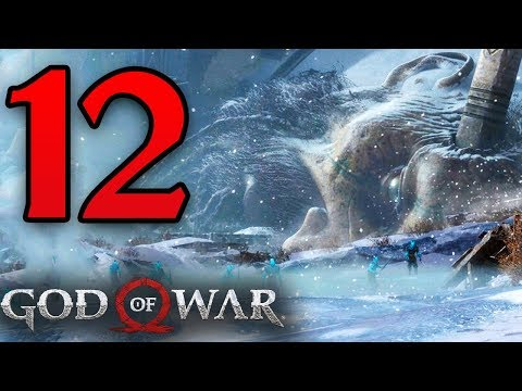 IL MARTELLO DI THOR e IL GIGANTE - GOD OF WAR [Walkthrough Gameplay ITA HD - PARTE 12]