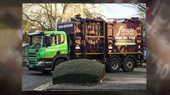 Simply Waste Solutions Food Recycling Truck