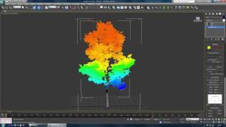 3DS max tutorial - Animating a tree