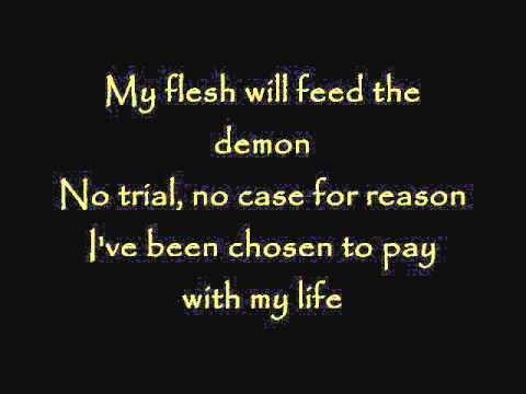 Avenged Sevenfold - Heretic with lyrics