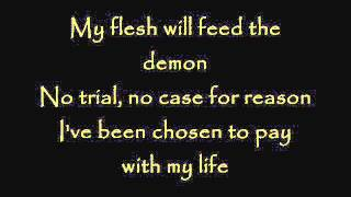 Avenged Sevenfold - Heretic with lyrics