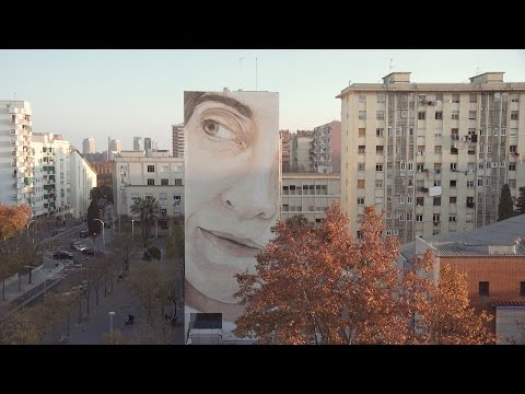 Check out How One Artist Has Changed the Face of Barcelona.