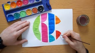How to draw the CBBC logo - Children's BBC (BBC)