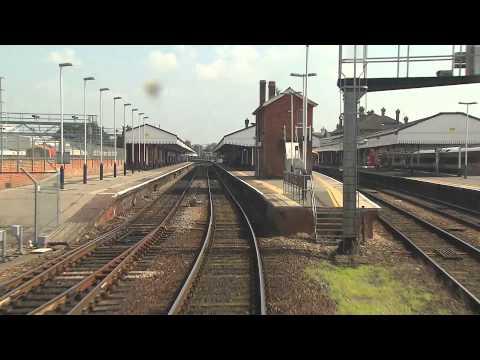 Exeter to Basingstoke Driver