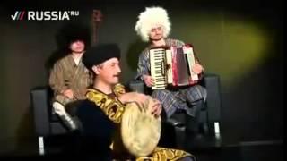 народная Узбекская песня 'Я свободин'