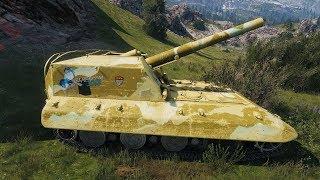 GW E 100 (skin) 6K DMG | World of Tanks