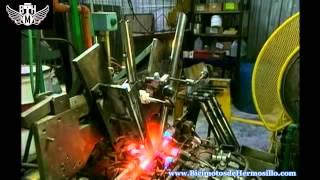 Como se fabrica una bicicleta