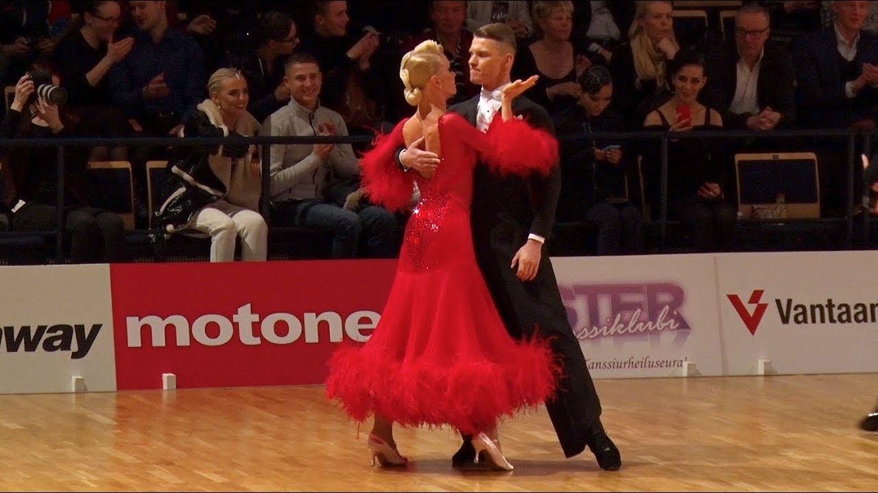 Dmitry Zharkov Olga Kulikova Rus Finnish Open 2018 T
