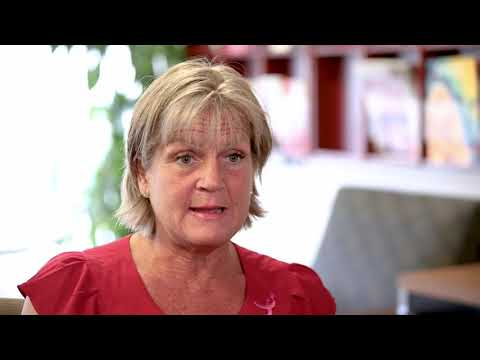 On the Front Lines - Nurse Navigator Laurie Tauriainen
