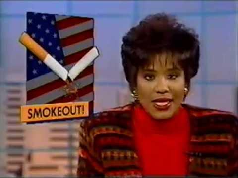 WCBS NY NEWS-November 17, 1993-Carol Martin, Michele Marsh